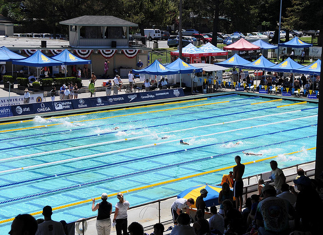 Make A Splash At The International Swim Center Latest News Tuscany Santa Clara